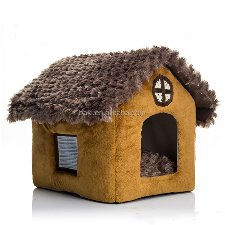Good quality wholesale pet bed small dog house