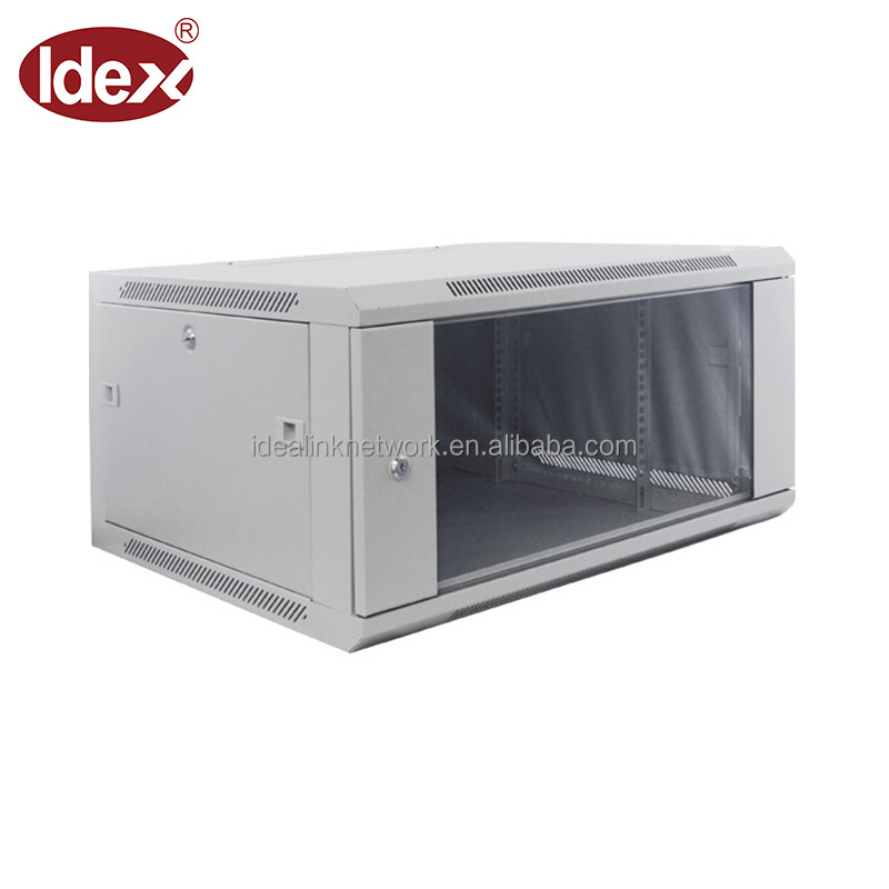 Outdoor Network Cabinet Grey 19 inch Cold Steel Materials Standing Rack Server IP55 water-proof 1u rack server