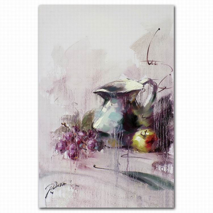 DEYI Abstract famous still life fruit oil paintings