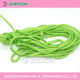 3mm nylon braided cord,green cord,polyester cord 3mm