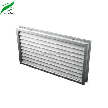V Type Aluminium Badkamer Openingen Voor Ventilatie Rooster Deur ...