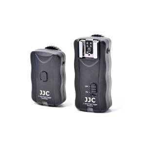 JJC 2.4G Wireless Remote Control Flash Trigger Kit Sony Nikon Canon Olympus Pentax
