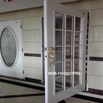 interior and exterior hollow metal utility door pre hung steel door