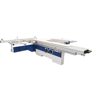 HICAS 45 Degree Precision Wood Cutting Sliding Table Saw Machine