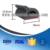 EPDM Adhesive Tape Weather Stripping D-shape Sponge Rubber Door Seal Strip