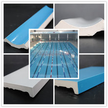 swimming pool Weir channel ceramic tiles YC7A