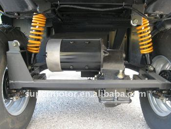 Dc traction motor system of electric car buy traction for Ac or dc motor for electric car