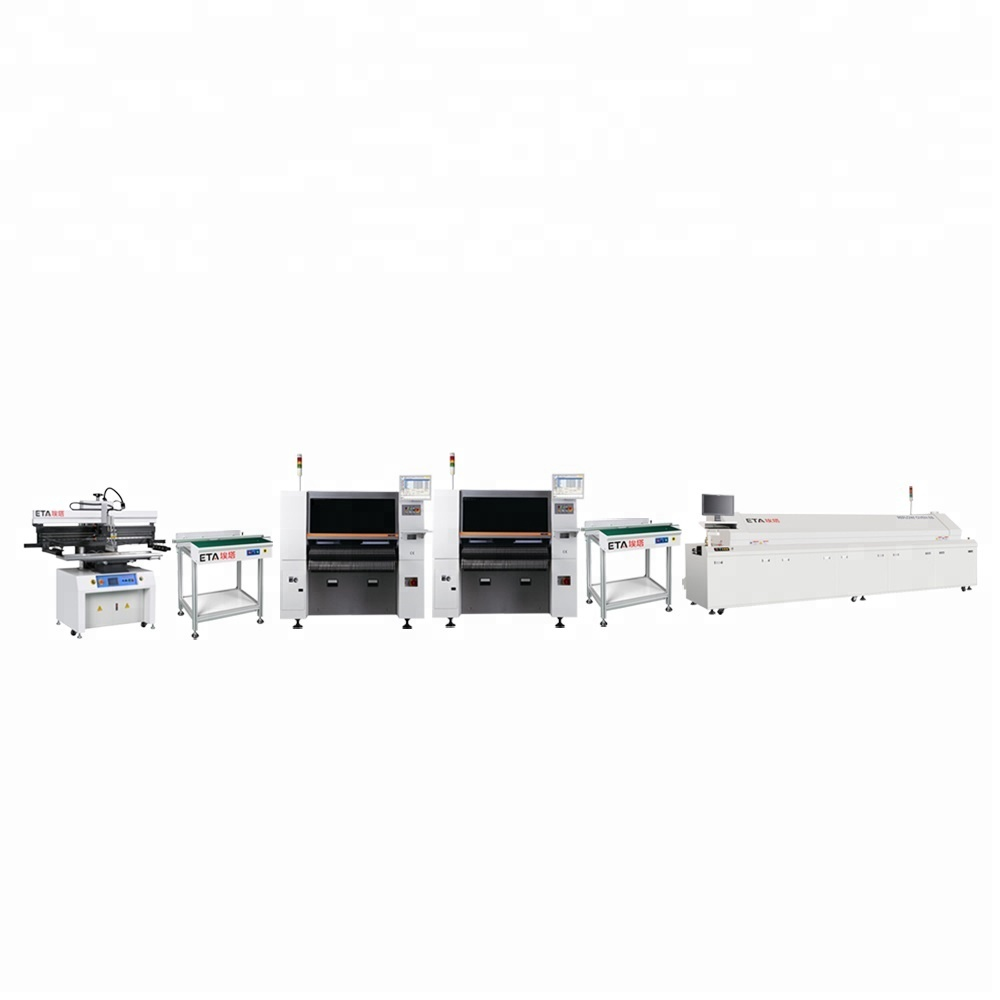 High-Quality-SMT-Machine-Turnkey-SMT-Montage