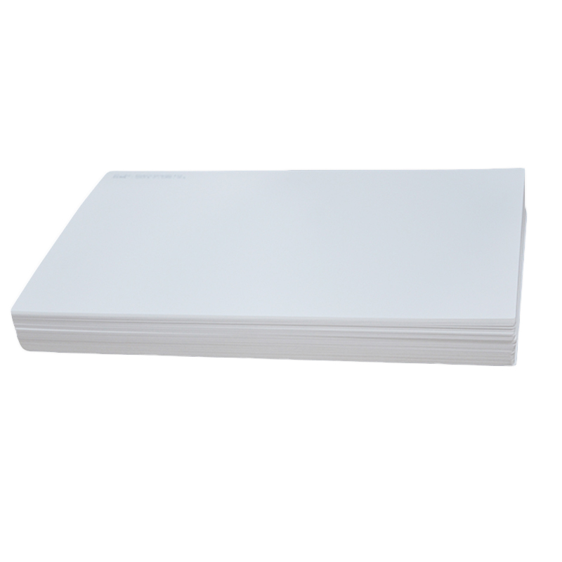 High Impact Matte Rigid White Polystyrene HIPS Plastic Sheets For Printing