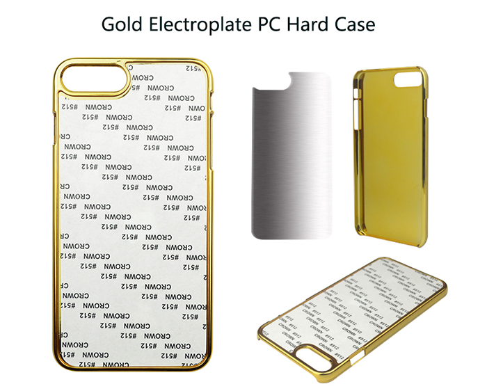 Hard Pc Material Diy Logo 2d Sublimation Custom Phone Cases 5 6 5s 6s 7s 8 7 Plus Case For iPhone Case For iphone