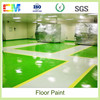 New stylish liquid floor coating for factory deco epoxy floor paint