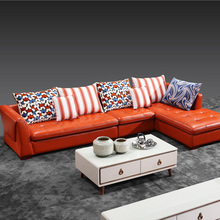 MAKA simple diwan low price sofa set designs, I shape sofa set modern furniture home