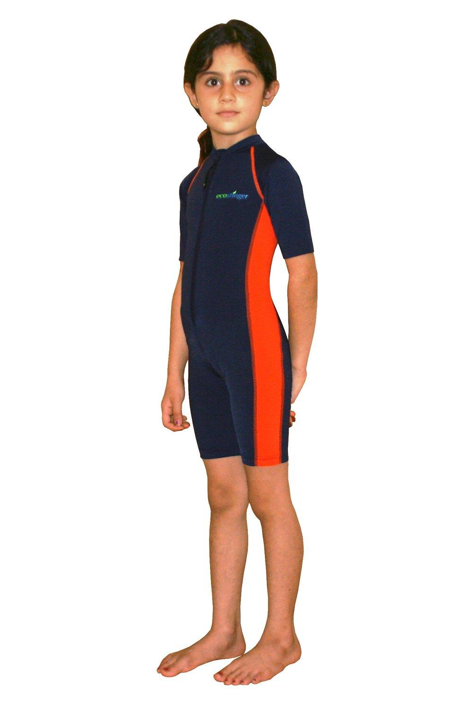 f808041677 EcoStinger Girls Full Body Sunsuit UV Swimsuit Sun Protection Swimwear  UPF50+