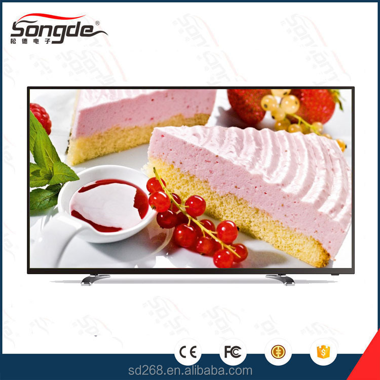 "Ultra thin smart led tv full HD televisions replacement from 32"" to 65""inch"