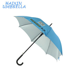 Quality Chinese Products Promotional Windproof Luxurious Golf Umbrella for Restaurant Custom Logo Print