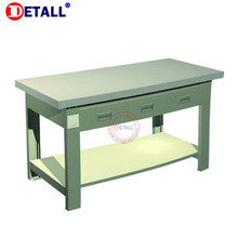 Heavy duty adjustable wood working workbench for woodwork