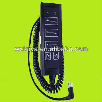 Actuator Remote Control For Bed Container