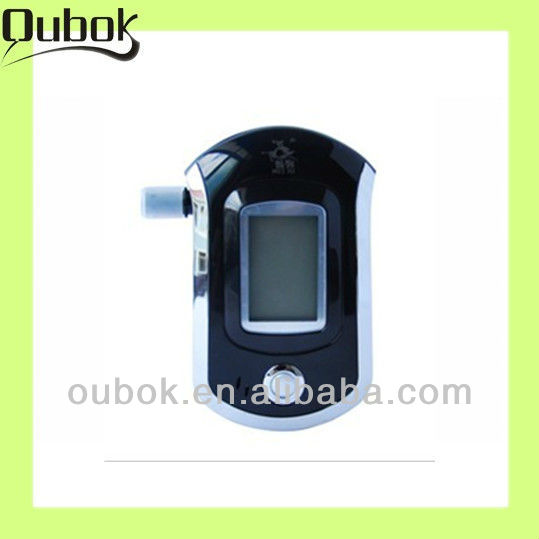 Drive safety ethylotest / breath alcohol sensor
