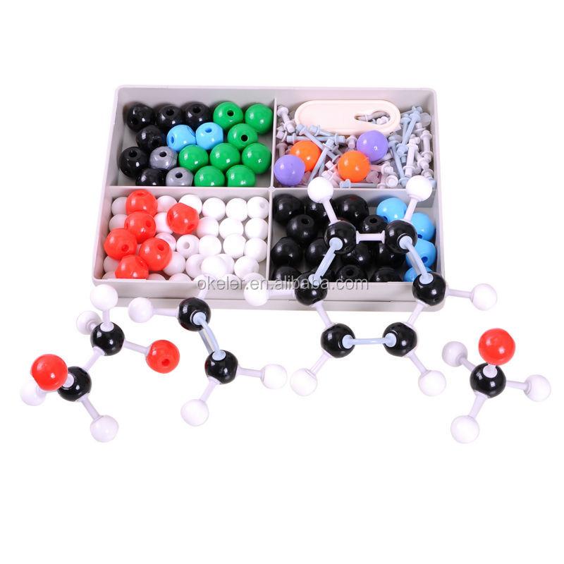 Biglie Di Plastica Vendita.Vendita Calda Scuola Di Plastica Atom Molecolari Kit Modello