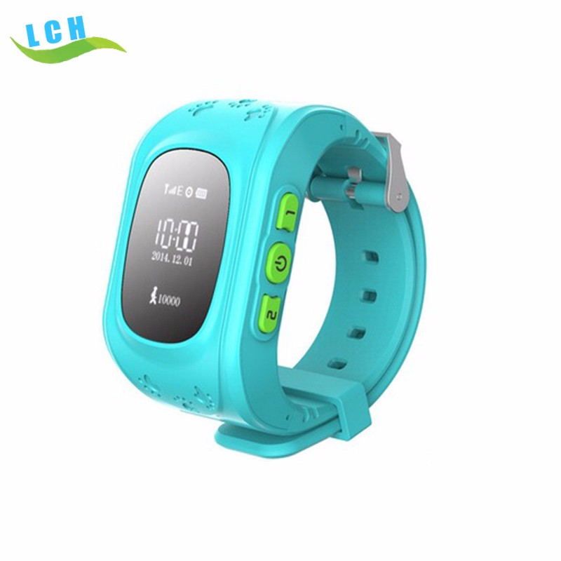 Q50 Kids Smart watch Children Wristwatch GSM AGPS GPS Locator Tracker Anti-Lost Bluetooth Smartwatch for iOS Android