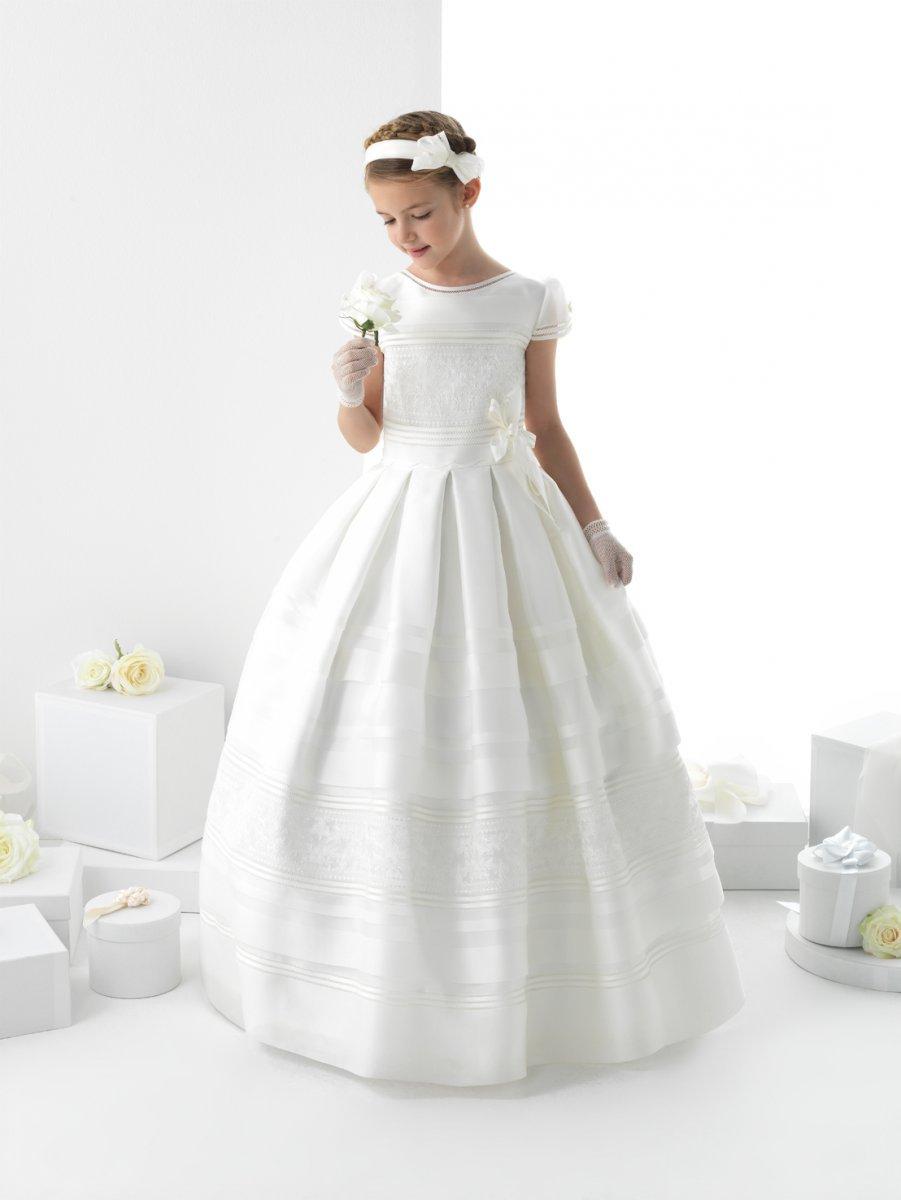 Buy 2015 New Arrival Little Girl Ball Gown Scoop Floor-length Flower ...