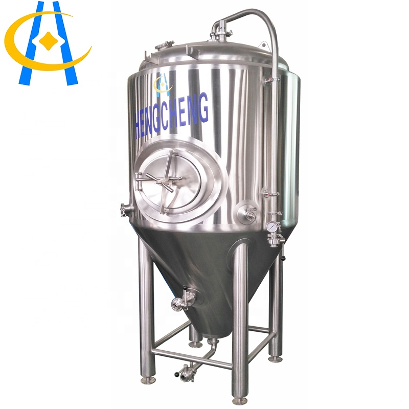 100HL Cooling jacketed conische fermenteren bier gistingstanks
