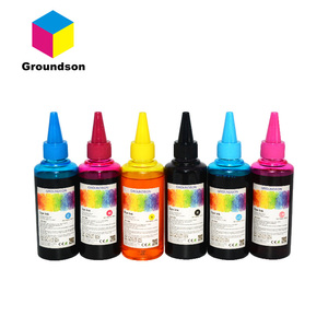 Water based dye ink For Epson L805 printer ink