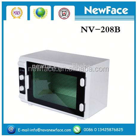 beauty salon equipment nv208b led uv sterilizer dry heat sterilizer