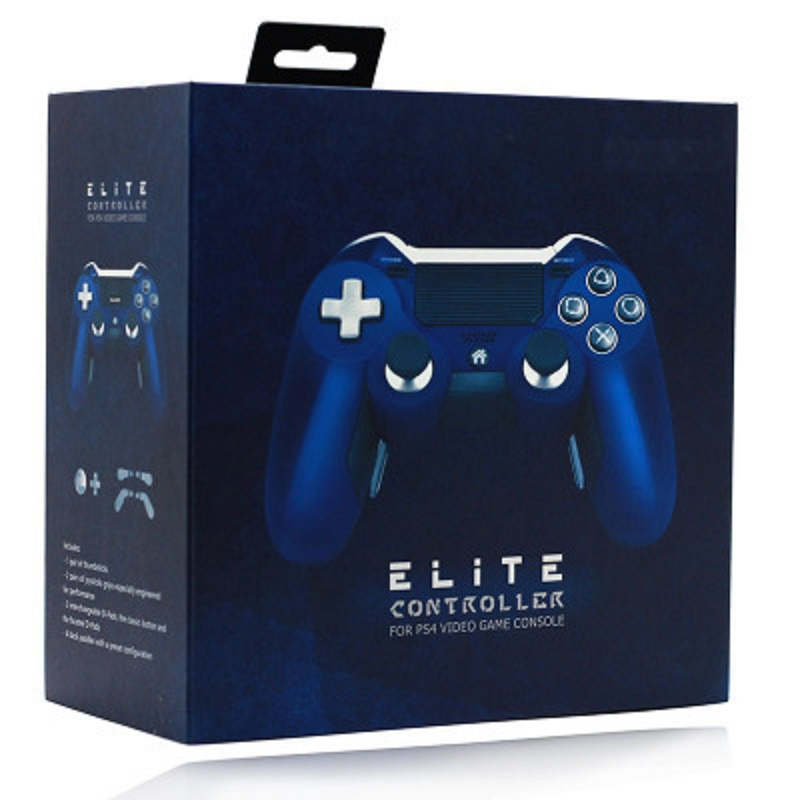 Belt Road 2.4G Wireless <strong>Controller</strong> PS4 Elite <strong>Controller</strong> with 4 Paddles for PS4 Console