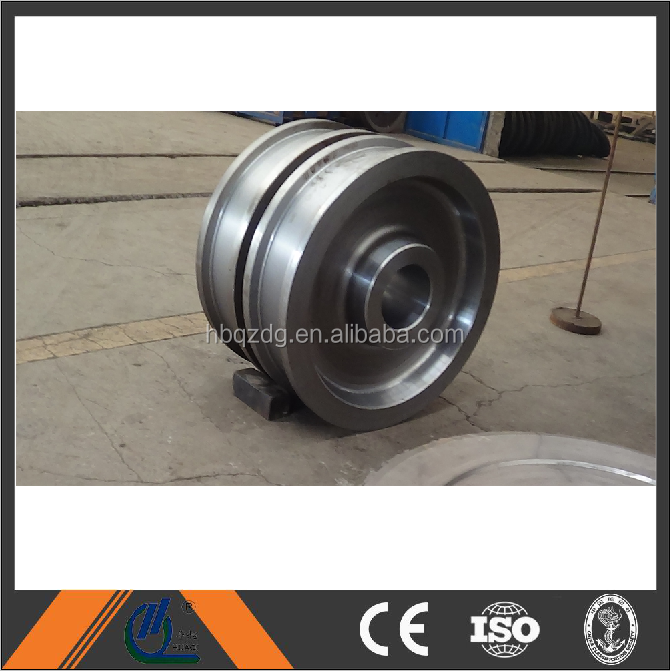 Henan HUabei best quality and cheap crane wheels group