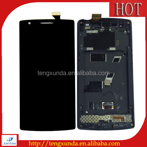 repair lcd and touch screen For Oneplus One A001 LCD Display Touch Screen