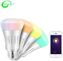 <span class=keywords><strong>Led</strong></span> <span class=keywords><strong>Lamp</strong></span> E27 Wifi Dimmer 6 W Smart Home App Remote Wireless Control Wit en <span class=keywords><strong>Kleur</strong></span> Ambiance <span class=keywords><strong>Lamp</strong></span> Werk Met alexa
