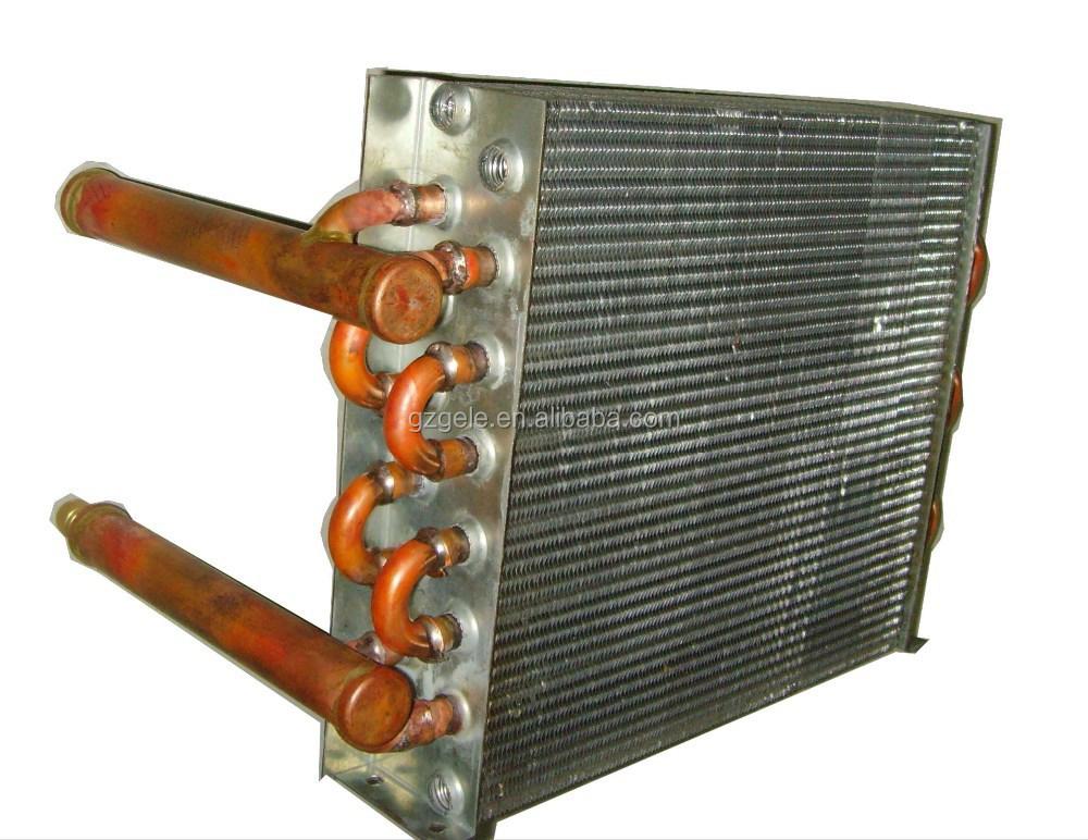 Solar Power Air Conditioner Spare Parts Heat Exchanger