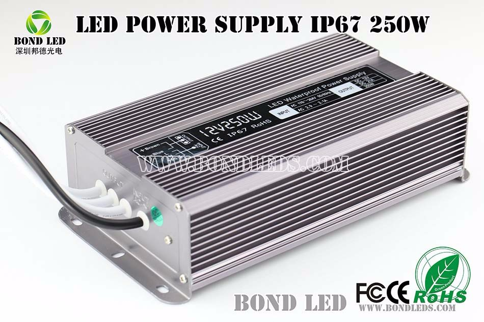 Constant current led power supply 1250mA 24V 30w led driver 220v ac 24v dc