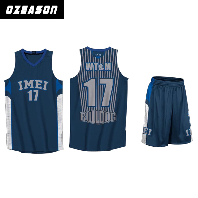 Design basketball team wear Custom Personalized Duke Basketball Jerseys