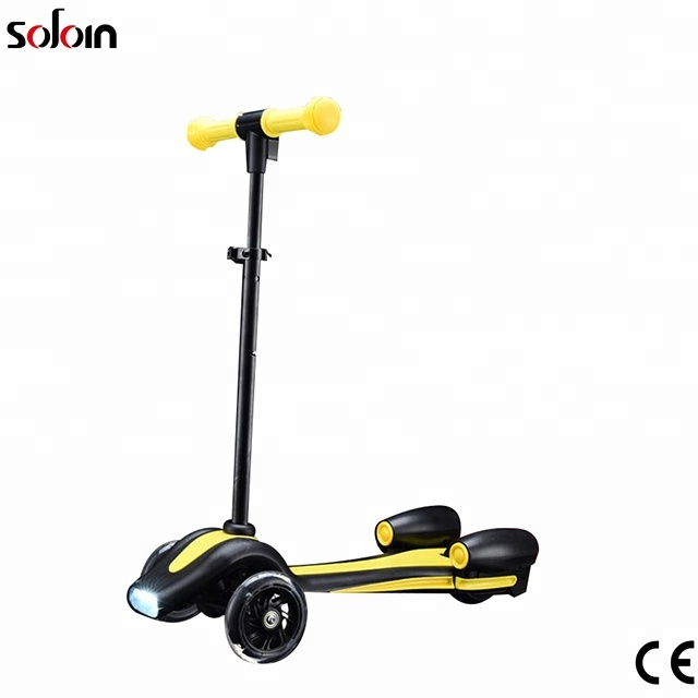China factory cheap price for Child 3 wheel foldable balance e Scooter