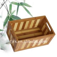 bamboo basket, bamboo box,bamboo products