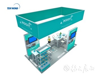 Display Stand Product Glass Exhibition Showcase Exhibition Case ...