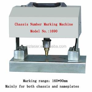 Portable Letter Dot Punch Machine, Portable Letter Dot Punch