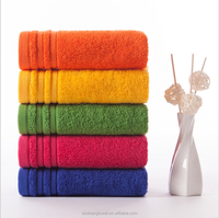 bulk wholesale customised cotton hand towels made in china