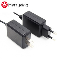 USA/EU plug wall mount charger 6V 1A electrophoresis power supply ac dc adapter for pet heat pad