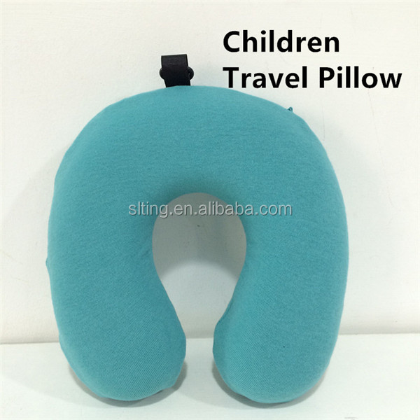Children Baby Car Soft Neck and Shoulder Support Pad Pillow