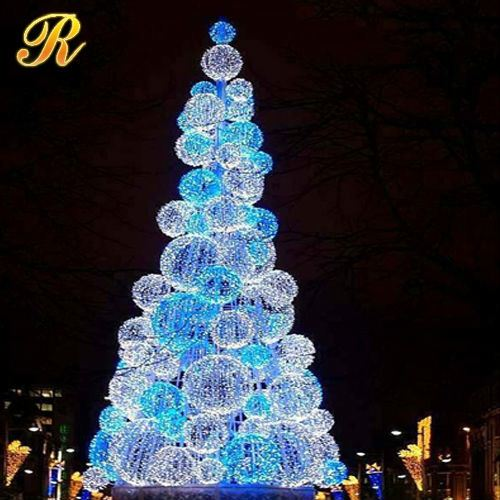 Hot sale wedding decoration handmade christmas tree ornaments