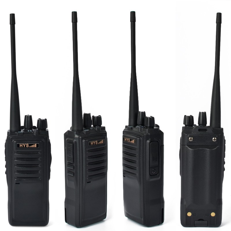 Police Walky Talky Mobile VHF Two Way Radio with Scanner