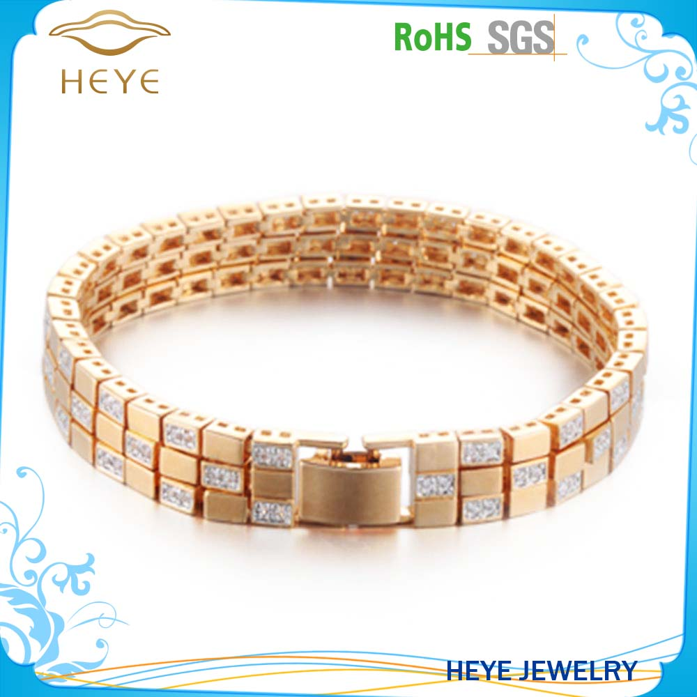commuter item diamond fashion bangle wedding fine yellow bracelet solid natural engagement in real jewelry from bracelets bangles lady gold