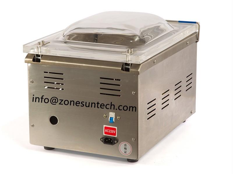industrial vacuum packaging machine