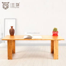 Bed Dinning Use Convenient Small Bamboo Small Folding Table/Foldable Table
