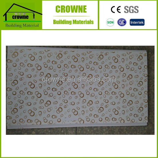 Panel de pared de pvc impermeable de pl stico para cocina for Paneles de pvc para banos