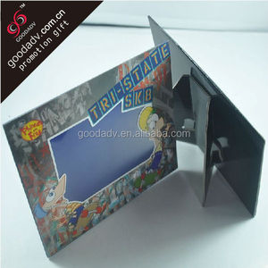 Cheap photo paper frames / Stylish funny photo frames / Paper card photo picture frame