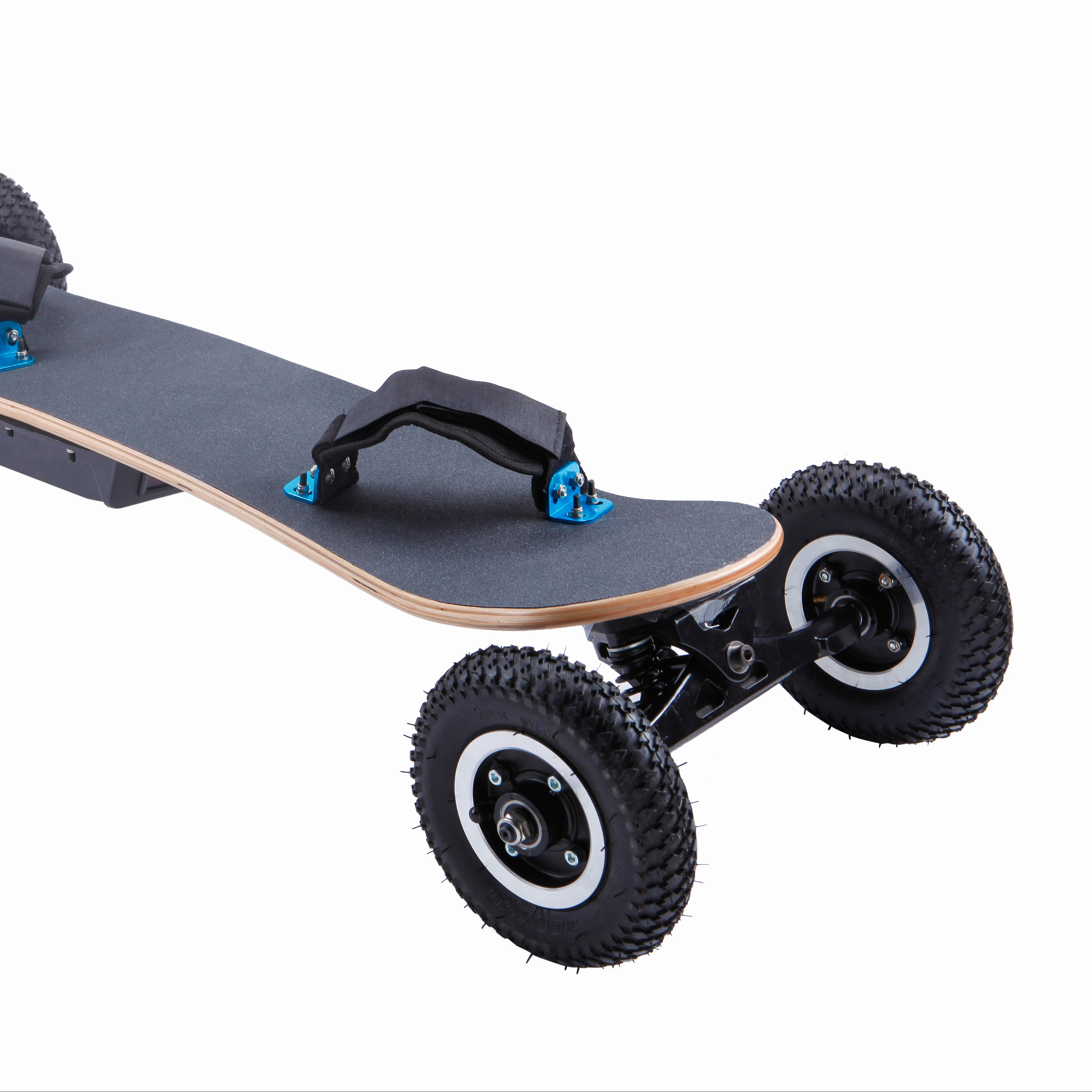 Wholesale 7.8 Inch Inflatable 4 Tires Electric Skateboard Off Road All Terrain Electric Skateboard